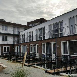 """Nieuwbouw 40 studenten appartementen """"2e Hees"""" te Nijmegen"""