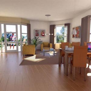 Appartementen aan de Diepenveenseweg te Deventer