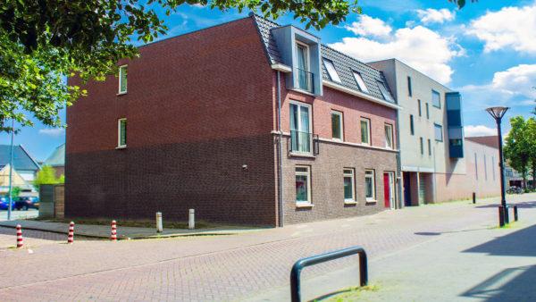 Appartementen aan de Schoolstraat te Zevenaar