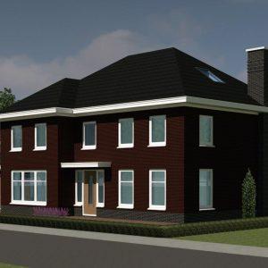 Nieuwbouw woonhuis te Elst