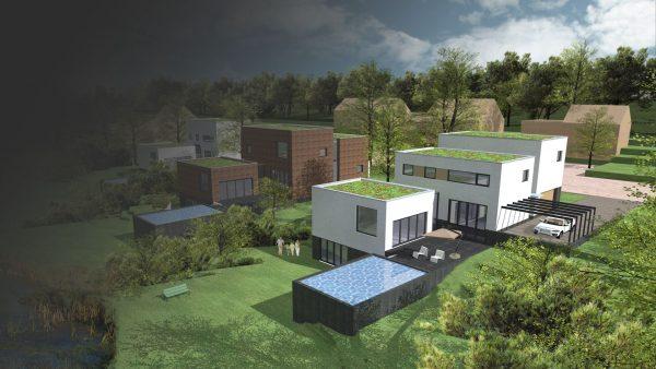 Nieuwbouw villa in Beek-Ubbergen