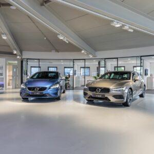 Verbouwing Volvo Harrie Arendsen Doetinchem