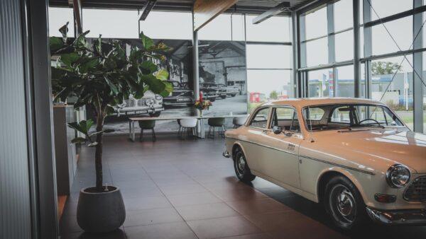 Verbouwing Volvo Harrie Arendsen Ruurlo